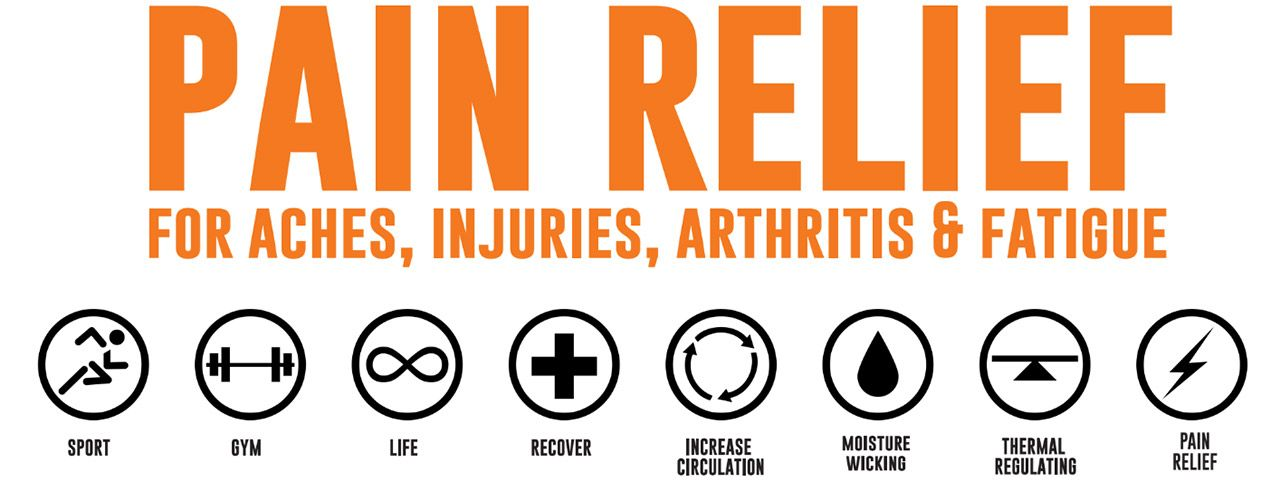 pain relief with incrediwear
